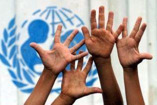 ЮНІСЕФ не задаволений боротьбою зі СНІДом