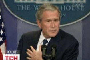 """Буш називав Обаму дурним """"котом"""", а Гілларі Клінтон """"жирною дупою"""""""