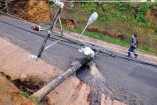 Землетрус вбив чотирьох людей на Коста-Ріці