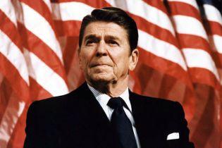 Американці назвали Рейгана найвеличнішим президентом США