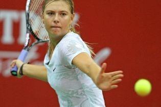 Шарапова відмовилася захищати титул на Australian Open