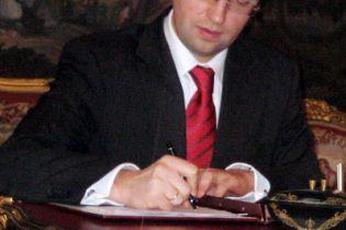 Яценюк зустрівся із сербським колегою