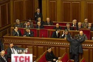 Дату виборів президента призначить Верховна рада