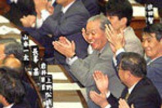 Японія ділить владу й бізнес