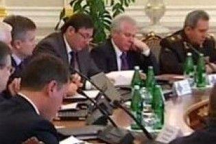 """РНБО вирішила підтримати """"глобальний світопорядок"""""""