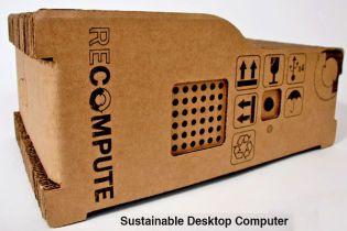 Американець створив картонний комп'ютер