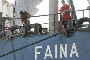 Життя в полоні: перші одкровення моряків Faina