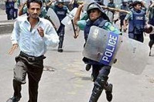 Протести в Бангладеш