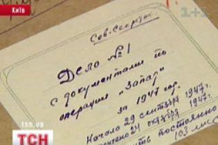 СБУ допитує колишніх КДБшників і розсекречує таємні документи