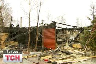 На Київщині стався вибух у кафе