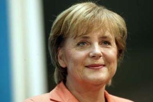 Меркель вперше відвідує Індію