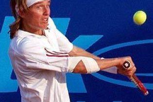 Успіх українського тенісиста