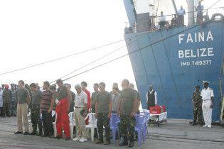Морякам з Faina не виплатили компенсацію і недоплатили зарплату