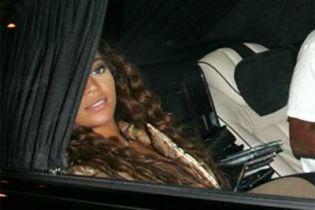 Beyonce пішки не ходить