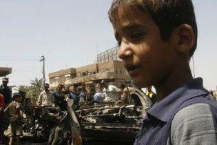 Нові вибухи в Іраку