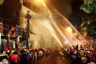 40 людей ледь не згоріли в торгівельному центрі Бангкоку