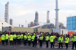 У Шотландії робітники страйкують проти трудових мігрантів