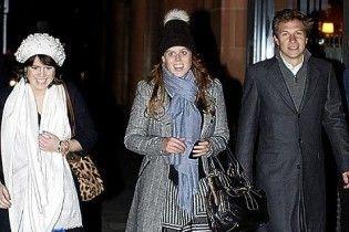 Англійська принцеса залишилися без коліс