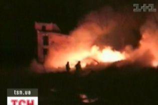 У пожежі в гуртожитку загинули 16 людей. П`ятеро з них - діти