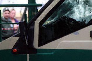 В Одесі обстріляли інкасаторську машину
