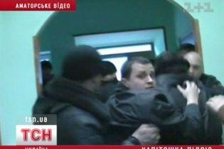 Українська міліція розшукує Капітошку (відео)
