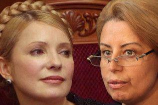 Герман не прийшла на дебати без Тимошенко