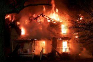 Пожар в Харькове: погибли 2 человека