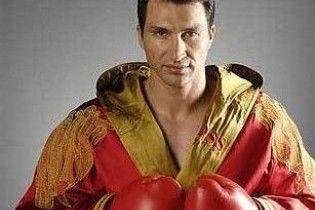 Володимир Кличко: я боявся виходити на ринг