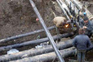 У Дніпропетровську сталася аварія на газогоні