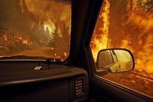 У Сирії загорівся торговий центр. Є жертви