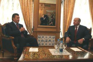 Янукович поїхав до Росії