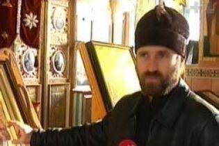 На Харківщині пограбували храм (відео)