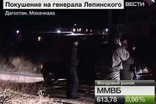 В Росії обстріляли авто генерала. Він помер в лікарні
