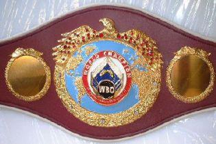 WBO назвала Володимира Кличка суперчемпіоном