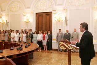 Ющенко за судову реформу