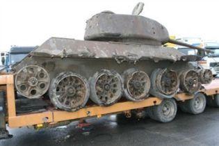 Поляки намагалися здати на металобрухт радянські танки