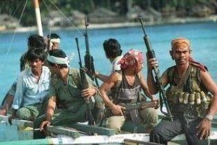 Сомалійські пірати захопили черговий корабель