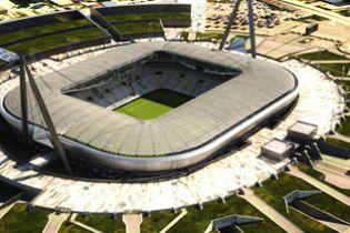 """""""Ювентус"""" будує новий стадіон (відео)"""