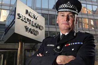 Призначений новий шеф Скотланд-Ярда