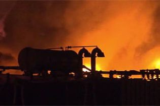 У Лондоні спалахнула пожежа