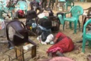 Теракт на півночі Шрі-Ланки: 28 загиблих