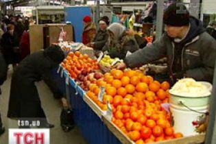 Ціни на продукти йдуть вгору