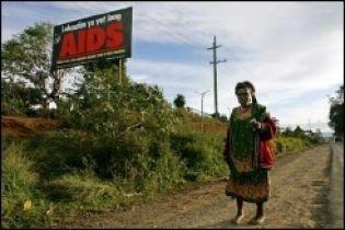 У ПНГ хворих на СНІД ховають живцем