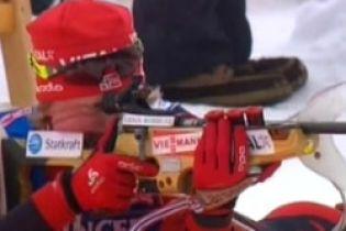 Бйорндалену повернули золоту медаль чемпіонату світу з біатлону