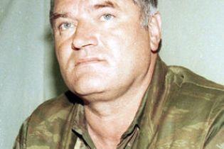 Сербська поліція продовжує пошуки Младіча