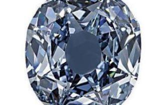 У Лондоні продали блакитний діамант за рекордну суму (відео)