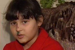 Однокласники знущалися з 8-річної дівчинки (відео)