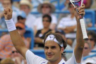 Федерер виграв 50-й турнір в кар'єрі