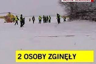 У Польщі розбився вертоліт. Є жертви