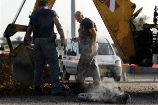 Палестинські радикали знову обстріляли територію Ізраїлю
